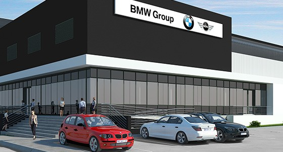 BMW Group South Africa Regional Distribution Centre